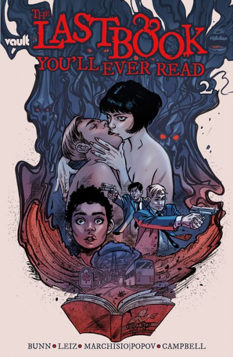 Last Book You'll Ever Read #2