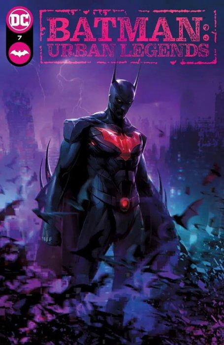 Batman - Urban Legends #7