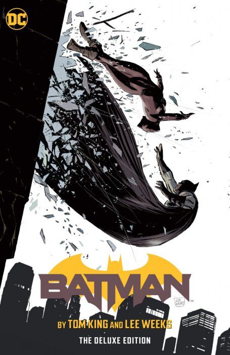 Batman by Tom King & Lee Weeks - The Deluxe Edition #1 - HC