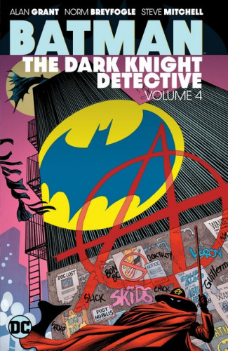 Batman - The Dark Knight Detective Vol.4