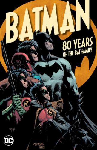 Batman - 80 Years of the Bat Family #1 - TPB