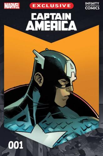 Captain America - Infinity Comic #1-2