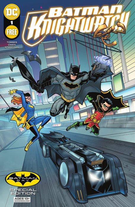 Batman - Knightwatch Batman Day Special Edition #1