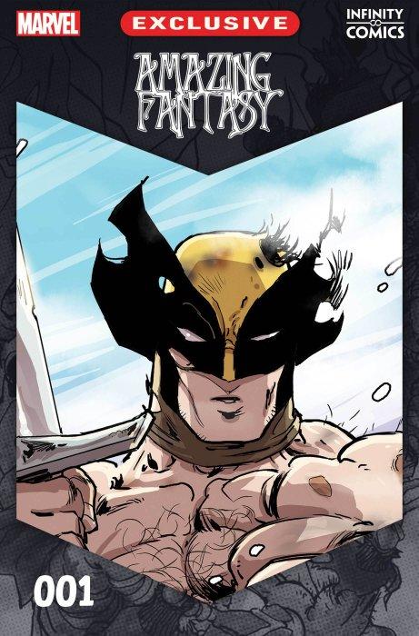 Amazing Fantasy - Infinity Comic Prelude #1