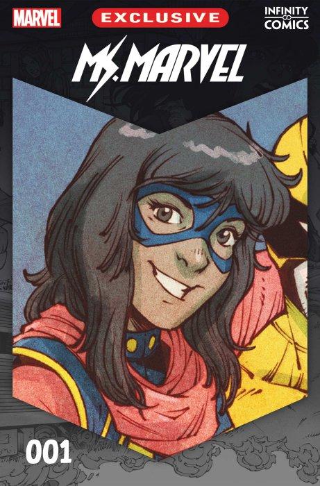Ms. Marvel - Infinity Comic Primer #1
