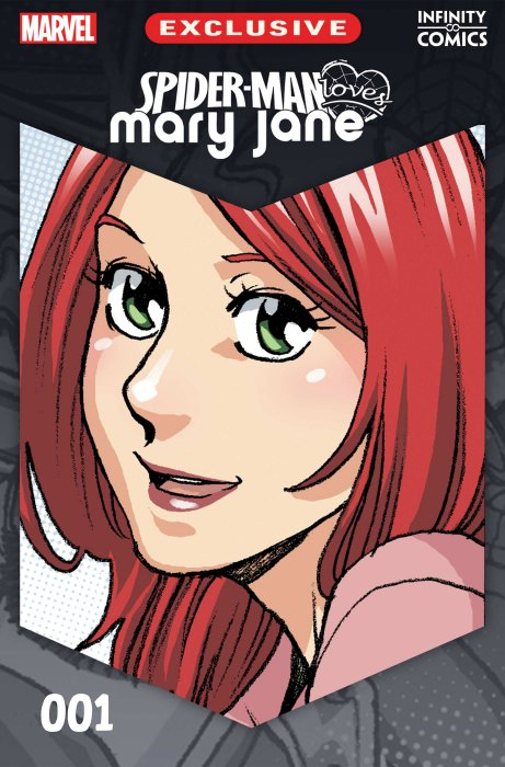 Spider-Man Loves Mary Jane - Infinity Comic #1-5 Complete