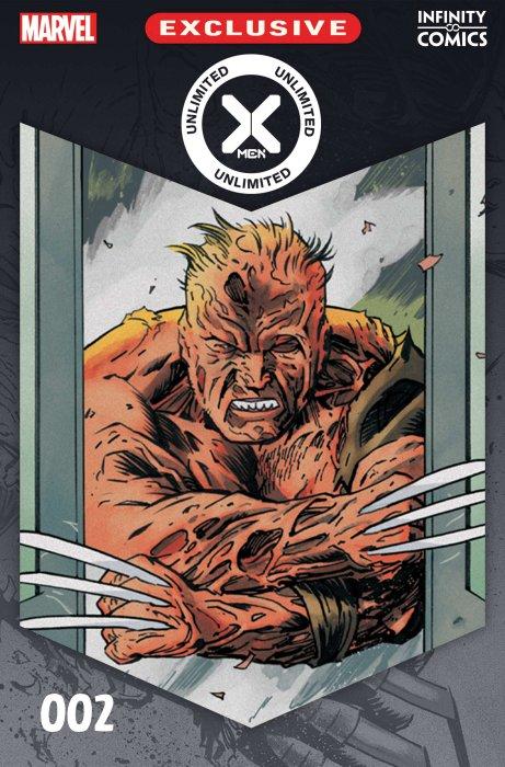 X-Men Unlimited - Infinity Comic #2