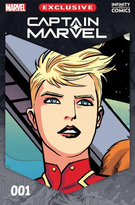 Captain Marvel - Infinity Comic Primer #1