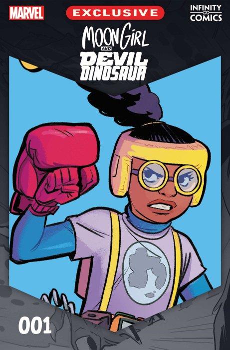 Moon Girl and Devil Dinosaur - Infinity Comic Primer #1