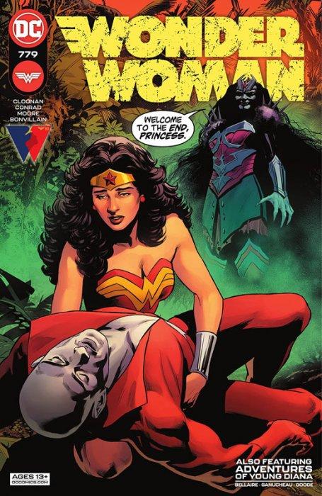 Wonder Woman #779