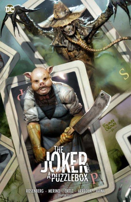 The Joker Presents - A Puzzlebox #8