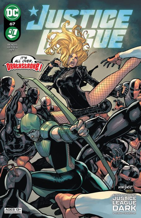 Justice League - Last Ride #5