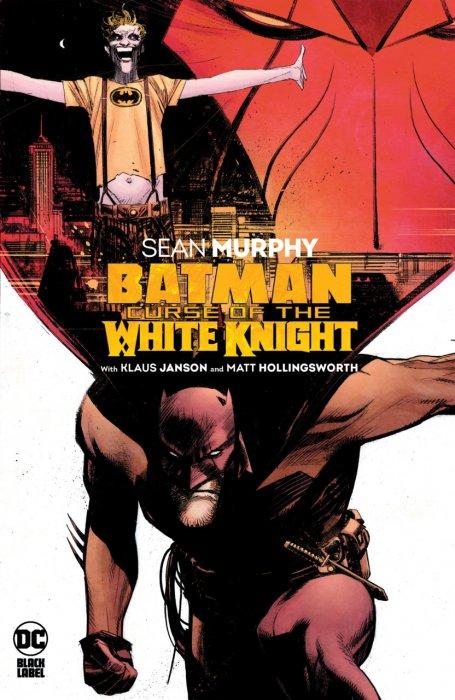 Batman - Curse of the White Knight #1 - HC