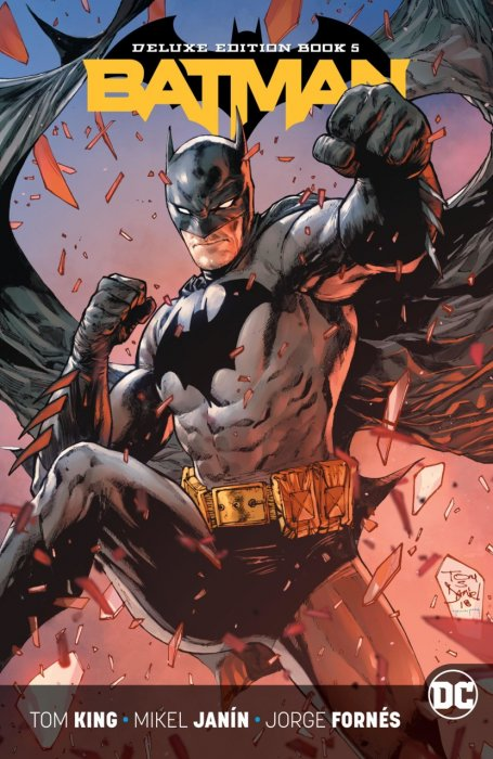 Batman - Deluxe Edition - Book 5