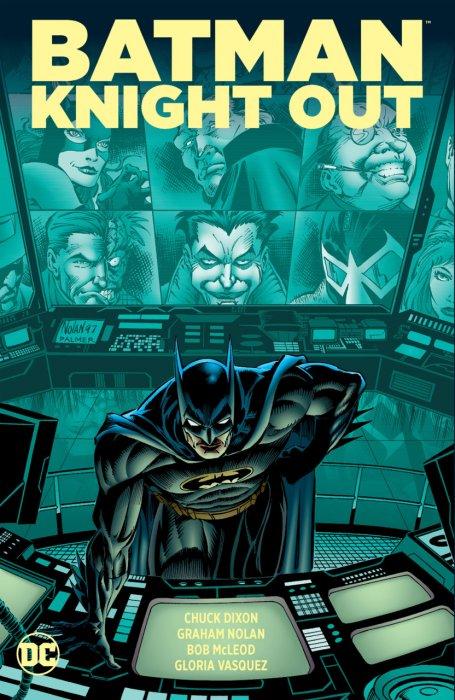 Batman - Knight Out #1 - HC