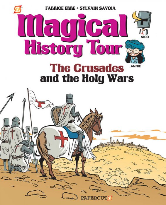 Magical History Tour #4 - The Crusades