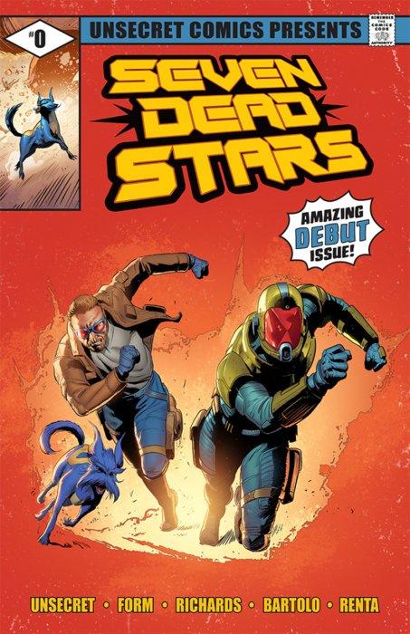 Seven Dead Stars #0