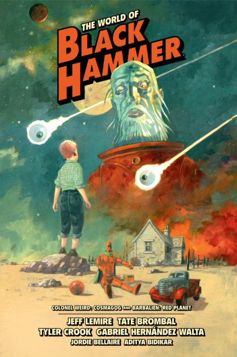 The World of Black Hammer Library Edition Vol.3