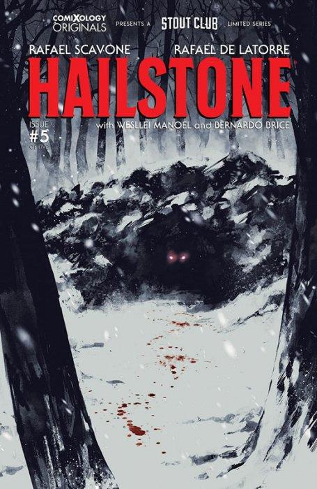 Hailstone #5