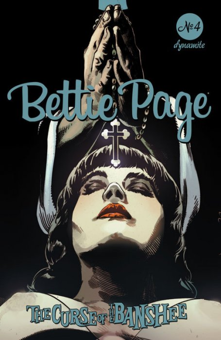 Bettie Page and the Curse of the Banshee #4