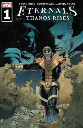 Eternals - Thanos Rises #1
