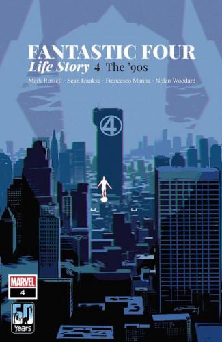 Fantastic Four - Life Story #4