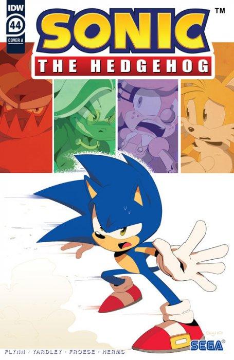 Sonic The Hedgehog #44