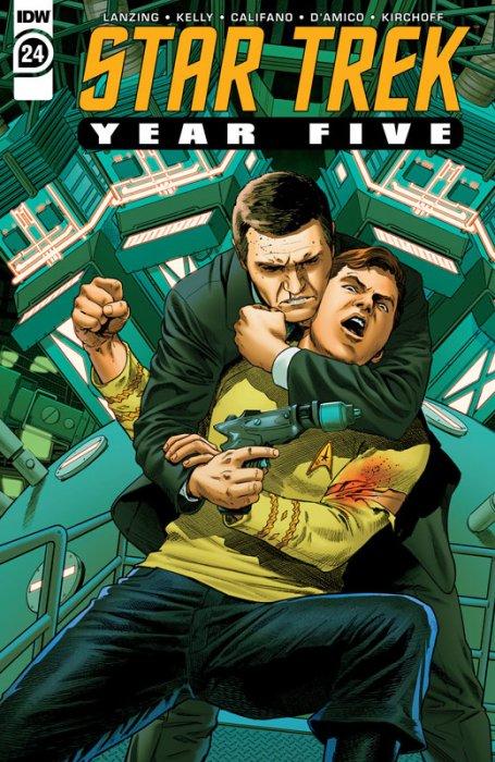 Star Trek - Year Five #24