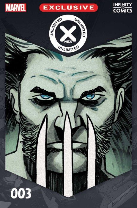 X-Men Unlimited - Infinity Comic #3