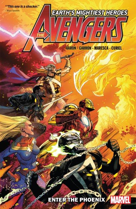 Avengers Vol.8 - Enter The Phoenix