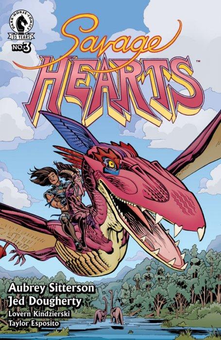 Savage Hearts #3