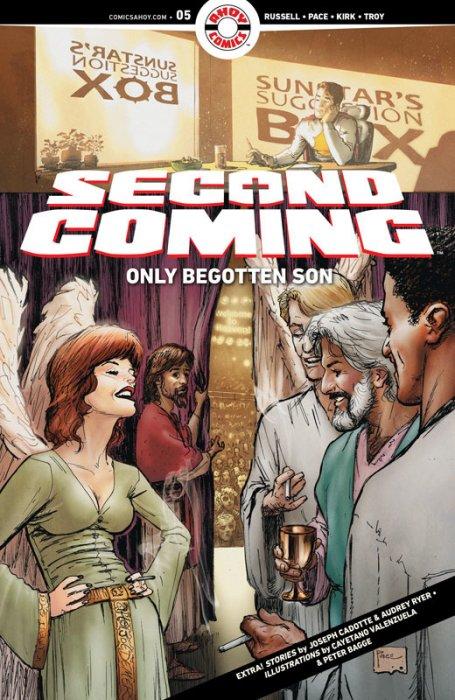 Second Coming - Only Begotten Sonn #5