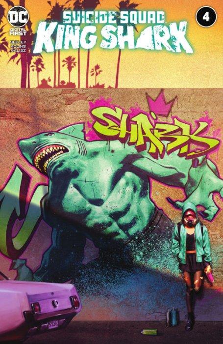 Suicide Squad - King Shark #4