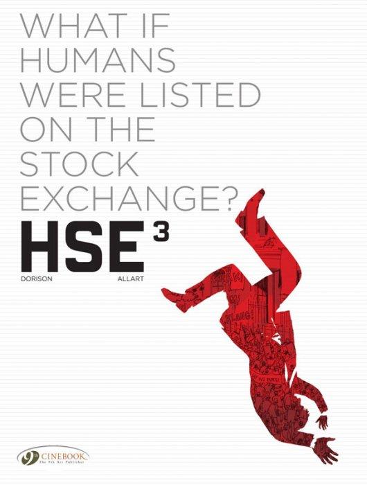HSE - Human Stock Exchange #3