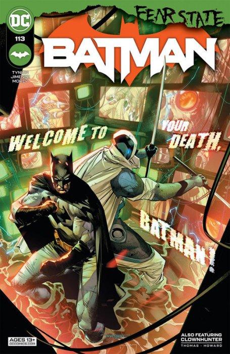 Batman Vol.3 #113
