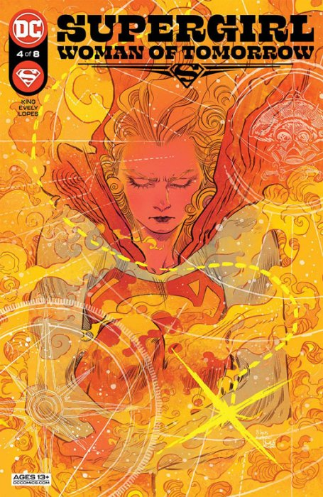Supergirl - Woman of Tomorrow #4