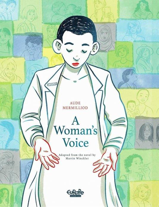 A Woman's Voice #1