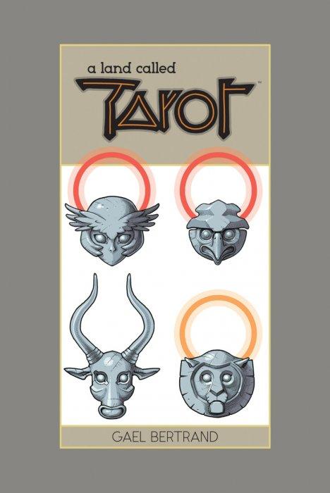 A Land Called Tarot #1 - GN