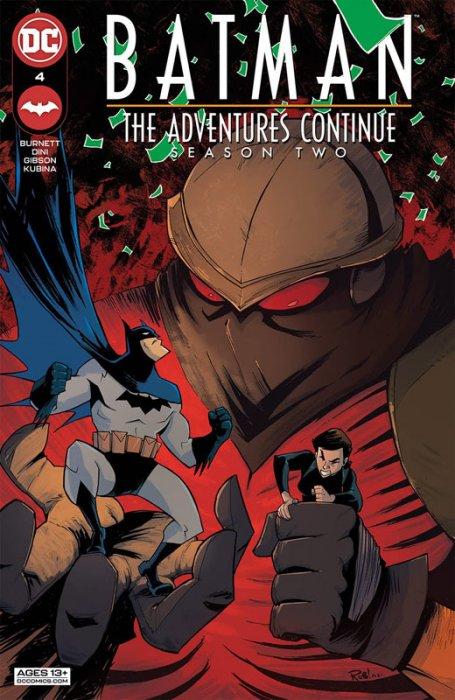 Batman - The Adventures Continue - Season Two #4
