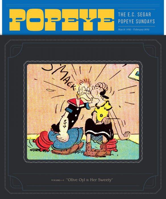 Popeye Vol.1 - Olive Oyl and Her Sweety