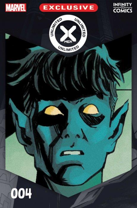 X-Men Unlimited - Infinity Comic #4