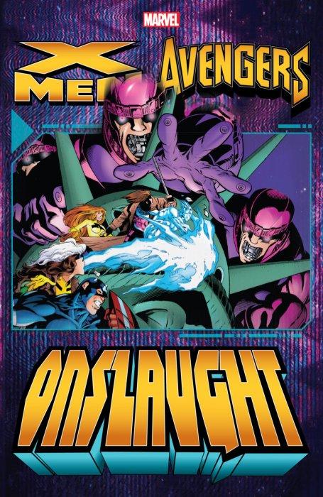 X-Men - Avengers - Onslaught Vol.2