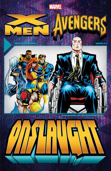 X-Men - Avengers - Onslaught Vol.3