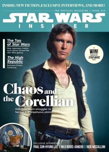 Star Wars Insider #205