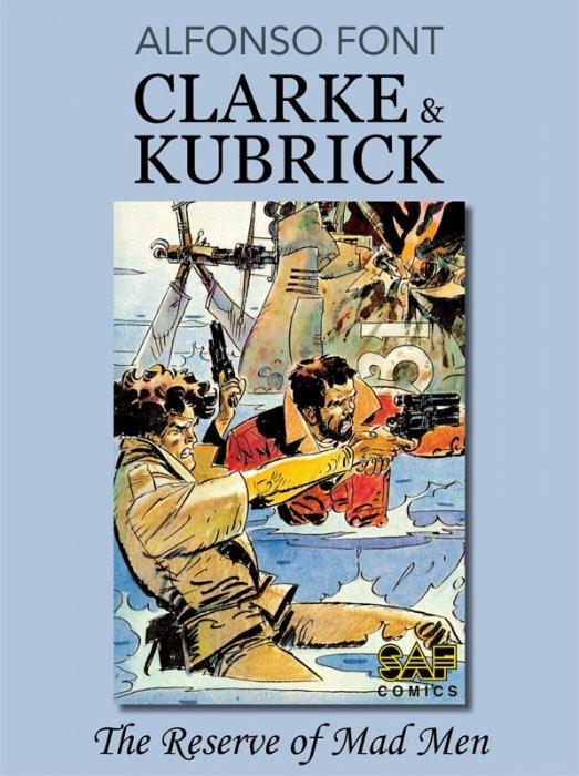 Clarke & Kubrick #1-4 Complete