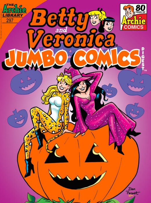 Betty & Veronica Double Digest Magazine #297