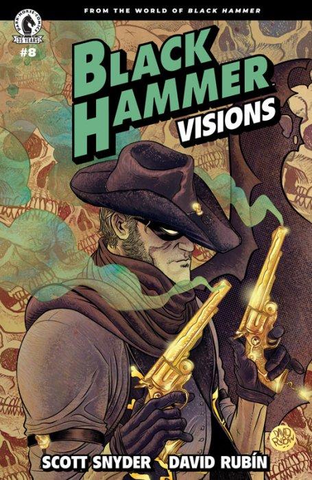 Black Hammer - Visions #8