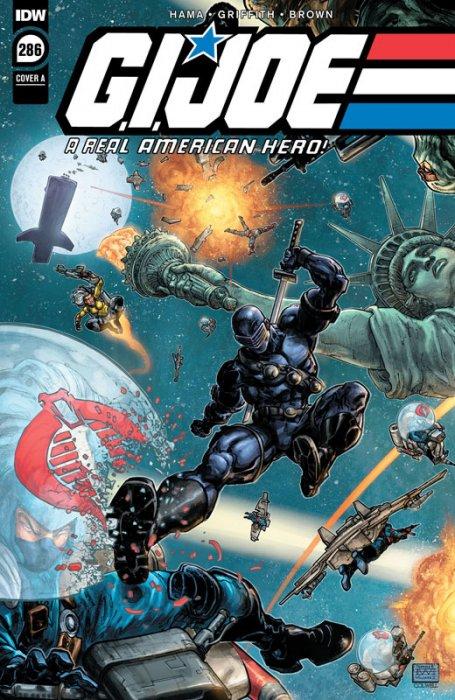 G.I. Joe - A Real American Hero #286