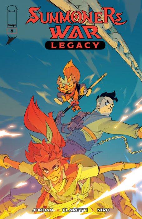 Summoner's War - Legacy #6