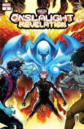 X-Men - Onslaught Revelation #1